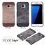 เคสหลังหนังPU+ผ้า Samsung Galaxy S7 และ S7 Edge จาก GAURDEEN [Pre-order] thumbnail 6