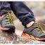 รองเท้าผ้าใบหนังแท้ ยี่ห้อ Merrto รุ่น 8619 สีเทา/ส้ม thumbnail 7