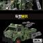 Wei Jiang MW-003 Motorman Sleuth ( Hound ) TF5 KO Diecast Oversized NEW thumbnail 6