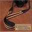 สายกล้องคล้องคอ cam-in Twist Rope-YellowNavy thumbnail 8