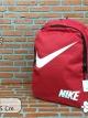 [แดง] กระเป๋าเป้สะพายหลัง nike Mirror รหัส Z963-6