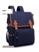[สีน้ำเงินกรม] กระเป๋าเป้ สะาพยหลัง Z541-5