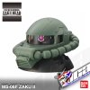 EXM MS-06F ZAKU II HEAD