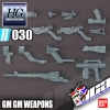 HG GM GM WEAPONS