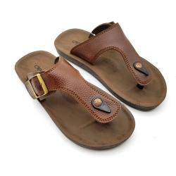 รองเท้าแตะ Deblu M7811 [Brown]