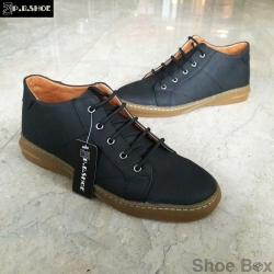 รองเท้าบูทชายPBshoe [PB704] - Black