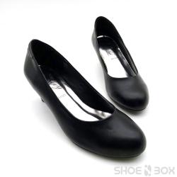 คัชชูส้นสูงRovy [W1101] [2นิ้ว]- Black