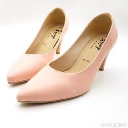 คัชชูส้นสูงRovy [W1103] [3นิ้ว] - Pink