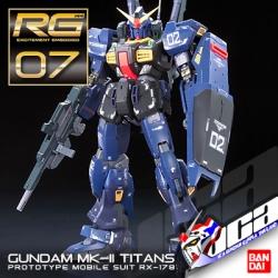 RG GUNDAM MK-II TITANS