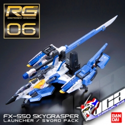 RG FX-550 SKYGRASPER