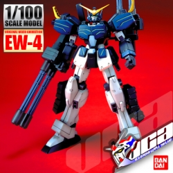 1/100 GUNDAM HEAVYARMS CUSTOM EW