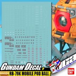 GD9 | MG RB-79K MOBILE POD BALL
