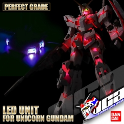 LED UNIT FOR PG UNICORN GUNDAM & BANSHEE NORN