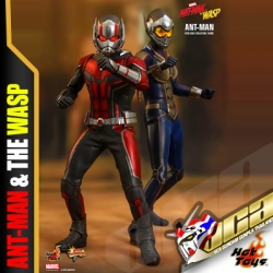 ◖Q3-Q4, 2019◗ HOT TOYS 1/6 ANT-MAN & THE WASP