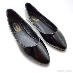 รองเท้าคัชชูส้นแบน Zanotti [CC16056] - Black