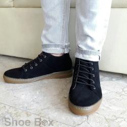 รองเท้าบูทชายPBshoe [PB703] - Black