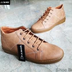 รองเท้าบูทชายPBshoe [PB704] - Brown