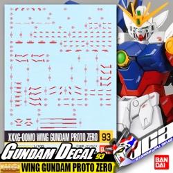 GD93 | MG WING GUNDAM PROTO ZERO
