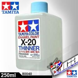 X-20 ENAMEL THINNER 250ML