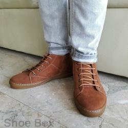 รองเท้าบูทชายPBshoe [PB703] - Brown