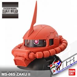 EXM MS-06S ZAKU II HEAD