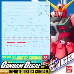 GD55 | MG INFINITE JUSTICE GUNDAM
