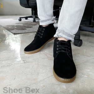รองเท้าบูทชายPBshoe [PB702] - Black