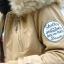 เสื้อกันหนาวผู้หญิงแฟชั่นเกาหลี สีกากี แจ็คเก็ตมีฮู้ด มีเฟอร์ขนสัตว์ ถอดได้ หนาวๆ เอาอยู่ thumbnail 4