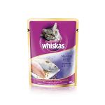 วิสกัส แมวโต 1+ ปลาทู 85กรัมx24