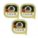 Tresor Cat Chicken ทรีซอร์ แค็ท ไก่ 3 ถาด