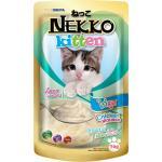 Nekko Kitten อาหารลูกแมว รสไก่มูส