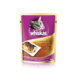 วิสกัส แมวโต 1+ ปลาซาบะย่าง 85กรัมx24