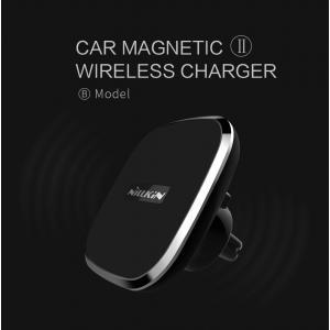 ที่ยึดมือถือในรถและชาร์จไร้สาย NILLKIN Car Magnetic II Wireless Charger