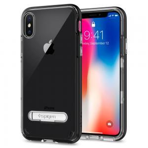 เคส SPIGEN Crystal Hybrid iPhone X