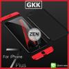 เคส GKK กันกระแทก 360 องศา แบบประกอบ 3 ส่วน หัว-กลาง-ท้าย iPhone 8 Plus (iPhone 8 Plus เท่านั้น)