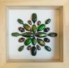 """++ Beetle Art 6x6"""" แมลงสต๊าฟรูปแบบศิลปะในกล่องไม้พรีเมี่ยม ++"""