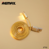 สายชาร์จ REMAX Gold Kingkong Data Cable