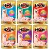 Hachi ฮาจิ อาหารสุนัขชนิดเปียก 80g x 12 ซอง