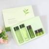 พร้อมส่ง Innisfree Green Tea Special Kit (4 items) เซ็ตบำรุงผิวหน้า น้ำสกัดจากชาเขียวออแกนิก ช่วยบำรุงให้ผิวชุ่มชื้น เติมน้ำให้กับผิวหน้าที่แห้ง หมองคล้ำ ให้กลับมาเปล่งปลั่งกระจ่างใส น่าสัมผัส อย่างเป็นธรรมชาติ