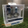 Philips White Vision+60% 4300K H4