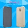เคสฝาพับ NILLKIN Sparkle Leather Case Galaxy J7+ / J7 Plus