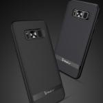 เคสกันกระแทก iPAKY LePai Series Slim Leather Galaxy S8 Plus