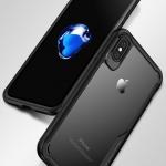 เคสกันกระแทก iPAKY LEKOO Series Silicone Frame iPhone X