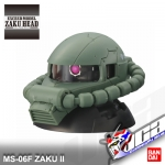 EXM MS-06F ZAKU II HEAD