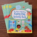 The Usborne Little Children's Rainy Day Activity Book