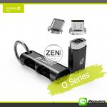อุปกรณ์เสริมสายชาร์จแม่เหล็ก WSKEN X Cable Mini 2 & WSKEN O Series Mini Magnetic Adapter & Adapter Organizer