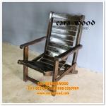 เตียง/เก้าอี้ระนาดไม้สักทอง สีโอ๊ค
