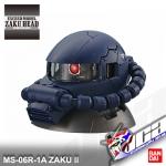EXM MS-06R-1A ZAKU II HEAD