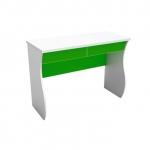 โต๊ะทำงาน 1 ม. 2 ลิ้นชัก IDK-1011