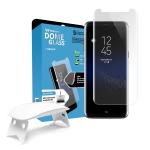 ฟิล์มกระจกใสเต็มจอ Whitestone Dome Glass Galaxy S8 Plus Complete Set